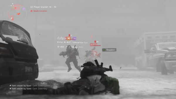 Such is the unpredictability of humans. I was helping these guys, I had no loot but they still decided to shoot me....