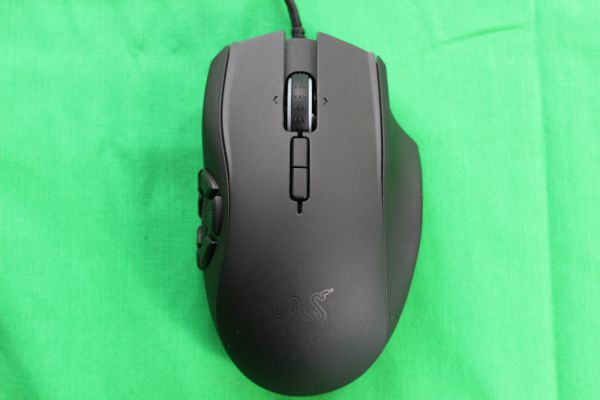 Razer Naga Hex v2 - Top