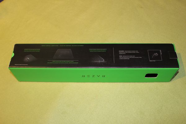 Razer Gigantus - Box (Bottom)