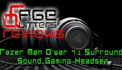 Razer Man O War 7.1 Surround Sound Headset