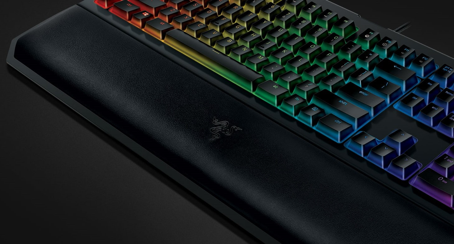 Razer Blackwidow v2 Wrist Rest