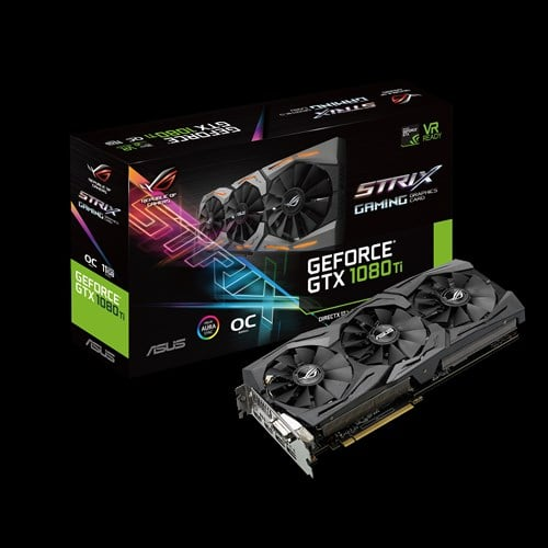 The Asus ROG Strix GeForce GTX 1080 Ti - does it deliver? Let's find out...