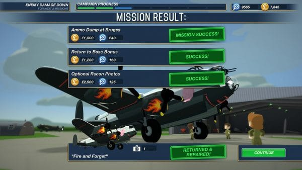 Bomber Crew - Ragequitters Quick Review - In Game Image 2