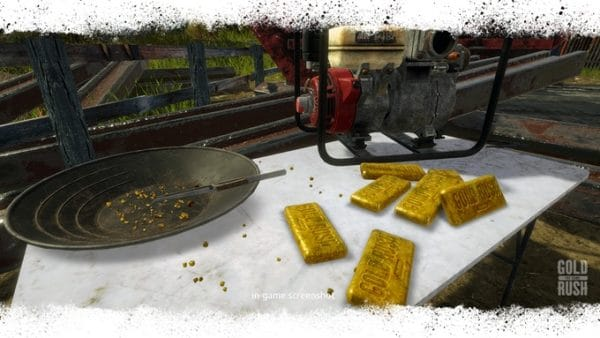 Gold Rush In Game Screenshot 2