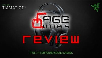 Razer Tiamat 7.1 v2 Gaming Headset Review Image