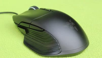 Razer Basilisk - Profile Back