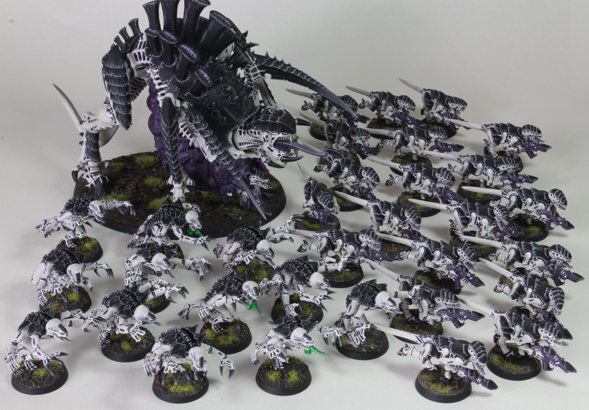 Tyranids - Hive Fleet Dragur October 2020