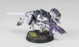 Tyranids - Termagant 2 - Front Left Side