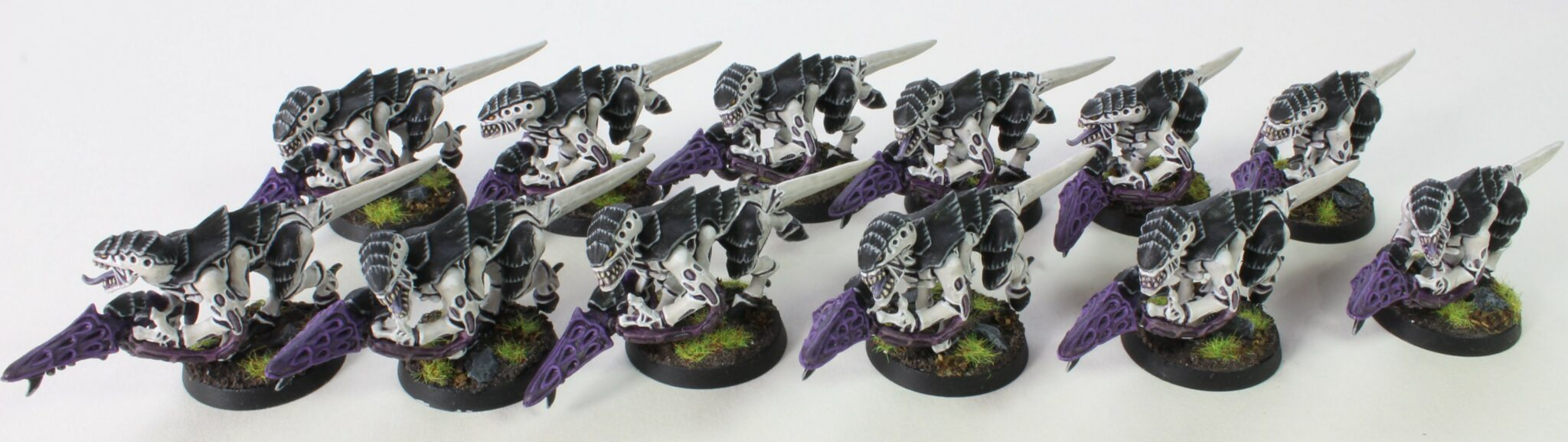 Tyranids - Termagants Devourers - Front Left Side