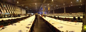 BYOC Hall Before